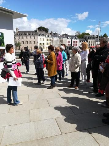Visites guidées à Vannes